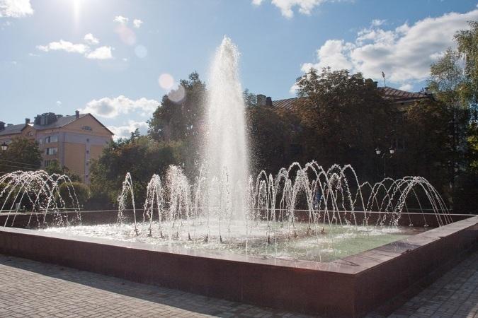 Музыкальный фонтан в Смоленске «споет» песню Майкла Джексона