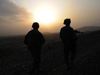Афганский полицейский убил четверых военнослужащих НАТО