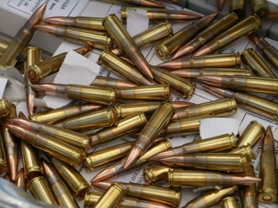 У «черного копателя» обнаружили арсенал боеприпасов