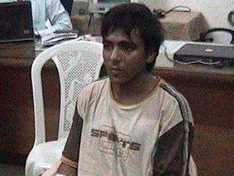 Мумбайский террорист попросил помилования у президента