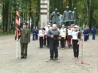 Ельня отпраздновала День освобождения города и годовщину рождения советской гвардии