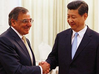 Преемник Ху Цзиньтао провел первую международную встречу