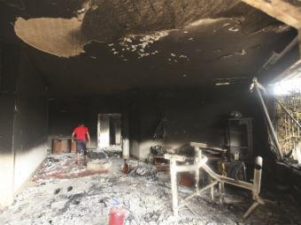 Белый дом счел нападение на консульство в Бенгази актом терроризма