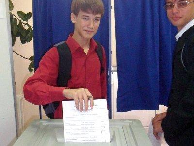 Студенты смоленских вузов поиграют в выборы
