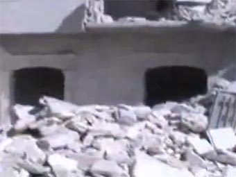 Сирийская авиация разбомбила дом с 18 жителями