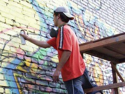 За граффити, мусор и торговлю в неположенных местах увеличили штрафы