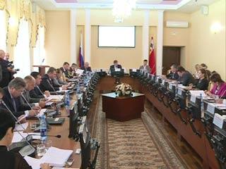 В Смоленске прошла 39-я сессия городского Совета