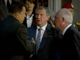 Чавес выбрал кличку для щенка от Путина