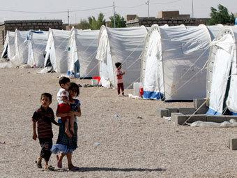 За месяц из Сирии бежали сто тысяч жителей