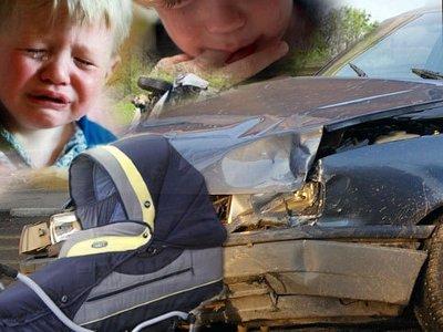 На Смоленщине все больше детей страдает в дорожных авариях