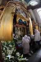 Сегодня смоляне проводят чудотворную икону «Одигитрия» на Бородинское поле