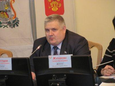 Депутат Виноградов уволился с работы в горсовете