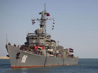 Египет и Турция проведут морские маневры у берегов Сирии