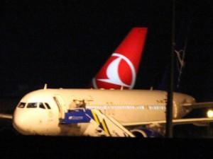 Задержанный Турцией сирийский самолет вылетел в Дамаск
