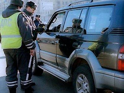 Гаишники поймали на Минке ехавшего в Москву грузина-нелегала
