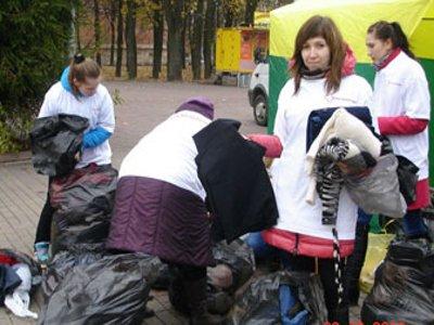 В Смоленске собрали подарки малообеспеченным семьям