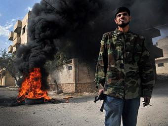 Сирийские оппозиционеры пожаловались на жадность США