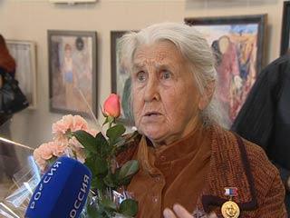 В Доме художника открылась выставка Нины Агеевой
