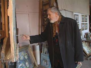 Смоленские художники и скульпторы продают свои работы, чтобы расплатиться с долгами за тепло