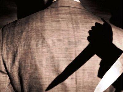 Десногорский Отелло всадил своему сопернику нож прямо в висок
