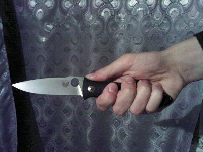 Плату за ремонт дома 89-летней смолянки работник выбил с помощью ножа