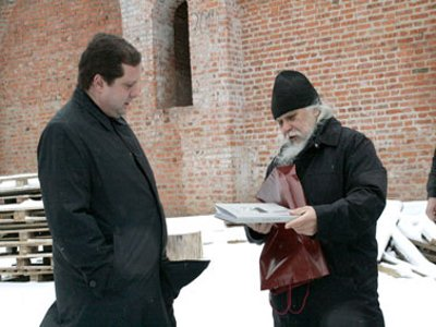 Епископ попросил губернатора отдать часть крепостной стены монастырю
