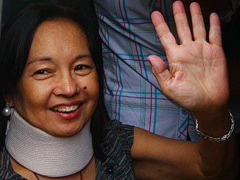 Бывшего президента Филиппин арестовали за хищение денег гослото