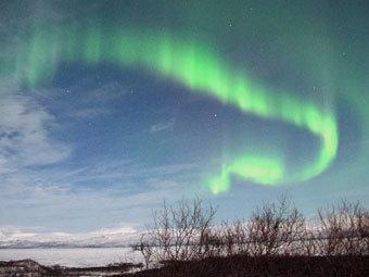 Лапландские селения отказались от уличных фонарей ради северного сияния