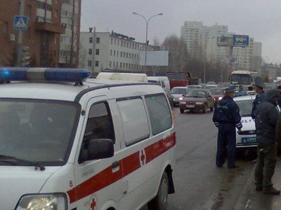 За сутки в регионе три женщины попали под машины