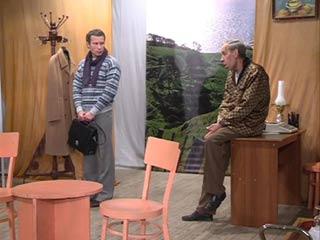 В Смоленском драмтеатре прошла премьера спектакля «Загадочные вариации»