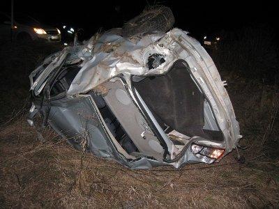 Вязьмич, лишенный водительских прав, погиб за рулем своего «Рено»