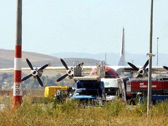 Турция посадила летевший в Сирию армянский самолет