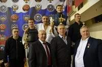 На Чемпионате России по кобудо смоленские спортсмены завоевали 9 медалей