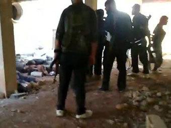 Сирийские повстанцы взяли стратегически важный город