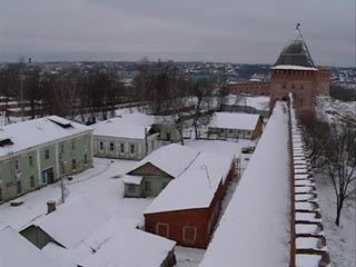 Часть крепостной стены может стать собственностью Смоленской епархии