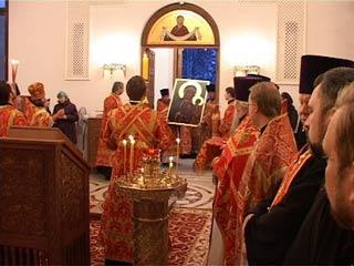 Православные отметили День памяти Святого епископа Смоленского Серафима