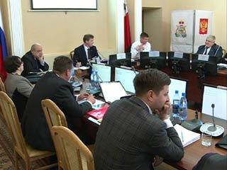 В Смоленске прошла сессия городского Совета