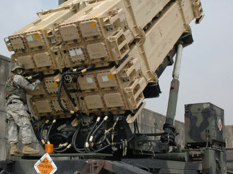 НАТО поставит Турции шесть батарей комплексов Patriot
