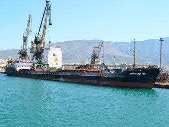 У берегов Турции затонуло судно с российско-украинским экипажем