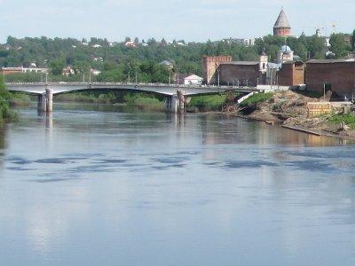 Данилюк предложил дать смоленским мостам названия