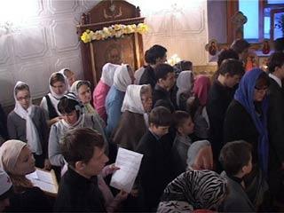 Верующие празднуют День памяти Николая Чудотворца