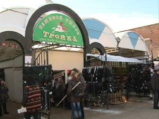 Продавцы Заднепровского рынка могут лишиться рабочих мест