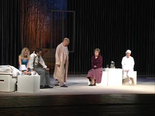 В Смоленске прошла премьера спектакля «Палата бизнес-класса»