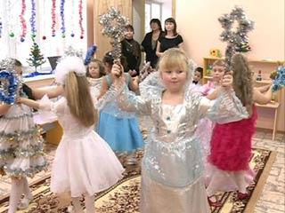 У Вяземских малышей появился новый детский сад