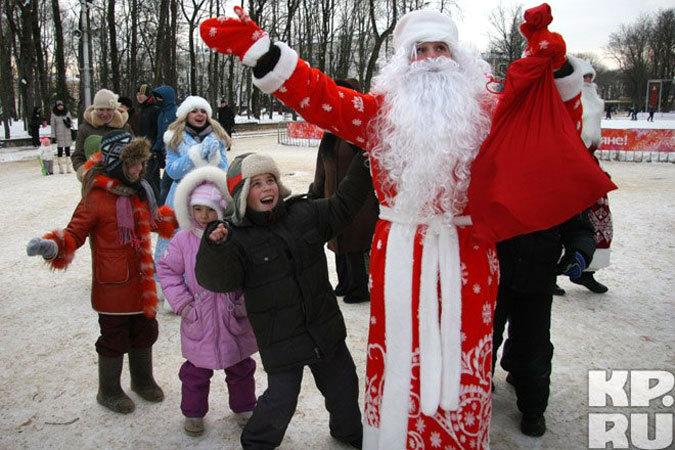 Чем порадуют смолян в Новый год и Рождество?