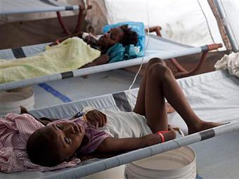 Кубинские власти признали эпидемию холеры в Гаване