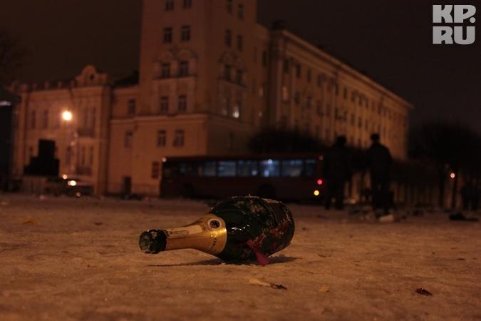 Смоленская полиция: ЧП в новогоднюю ночь не зарегистрировано