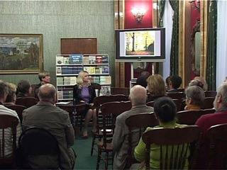 В Смоленске прошел литературно-музыкальный вечер ко дню рождения Михаила Исаковского
