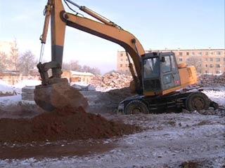 В Вязьме приступили к строительству детского сада