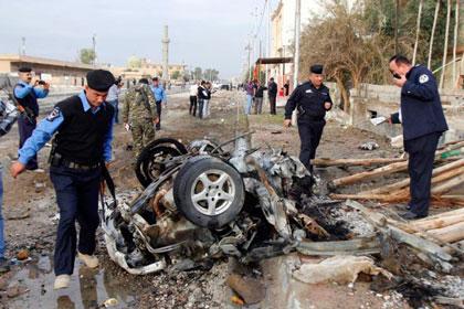 «Аль-Каеда» взяла на себя ответственность за серию терактов в Ираке